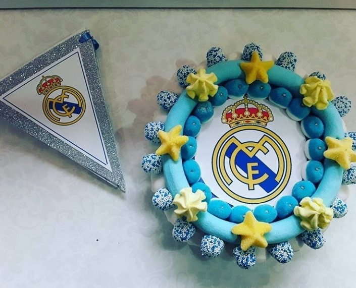 PARTY REAL MADRID